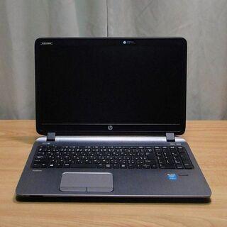 超美品・高性能 HP ProBook 450 G2 15.6イン...