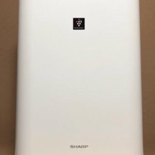 美品 2016年製【SHARP プラズマクラスター加湿空気清浄機...