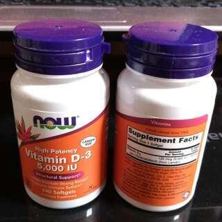 活性型ビタミンD3 5000IU 125μg