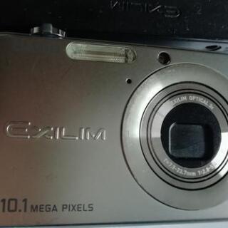 デジカメ 10.1メガピクセル