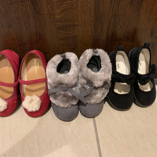 SamanthaMos2 子供女の子 秋冬物 靴