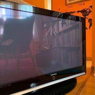 Samsungサムソン プラズマハイビジョンTV
