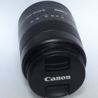 Canon 18-55mm IMAGE STABILIZER ズ...