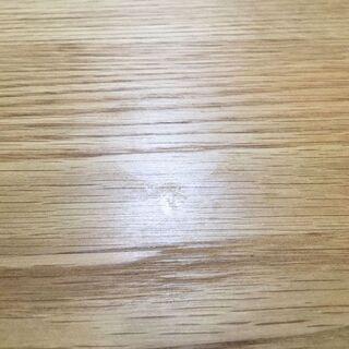 希少!国産 無垢 ローテーブル 旭川家具 MUKU工房 LINEA センターテーブル ナラ 山室家具製作所 YKS-L508-N - 売ります・あげます