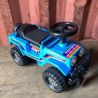 0930-8 子供 おもちゃ 乗り物 プープークラクションなります
