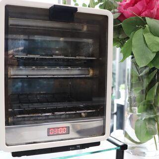 【ネット決済・配送可】±0  Toaster Oven  プラス...