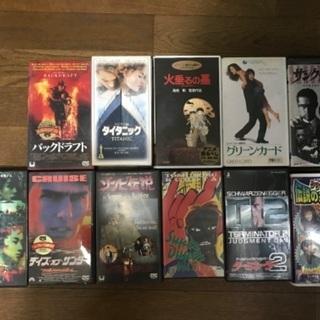 ビデオテープ 映画 お笑い 12本 まとめの画像