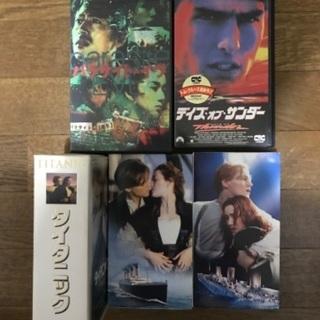ビデオテープ 映画 お笑い 12本 まとめ − 北海道