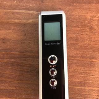 デジタルボイスレコーダー 4GB
