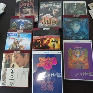今は無き、HD-DVDの映画コンテンツさしあげます。