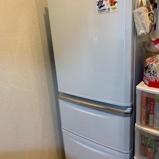 2016年製 三菱 3ドア冷蔵庫
