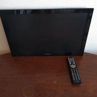 CLUBAZ 24型 DVDプレイヤー搭載フルHD液晶テレビ