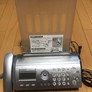 パナソニック 電話ファックス kx-pw503-s