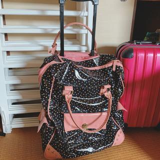 スーツケース キャリーバッグ 星柄 SWIMMER
