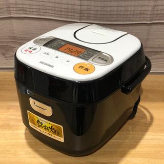 IRIS アイリスオーヤマ ジャー炊飯器 3合炊き RC-MA3...