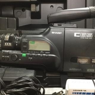 【ジャンク‼️】レトロ? ビデオカメラ