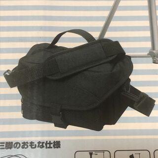 ビデオカメラ用のショルダーバッグ(未使用品)