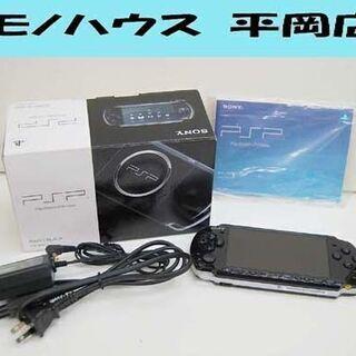 ジャンク SONY プレイステーションポータブル PSP-300...
