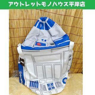 未使用品★SW スターウォーズ R2-D2型 ラウンドボックス...