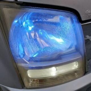 【H4】LEDヘッドライトキット「25000Kアイスブルー」 - 車のパーツ