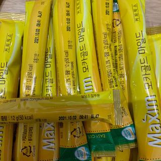 韓国インスタントmaximコーヒー48本