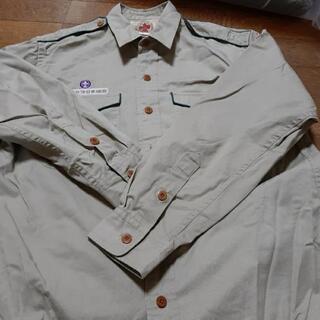 ボーイスカウト制服長袖