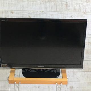 SHARPシャープ 24型液晶テレビ LC-24K9  ハ…