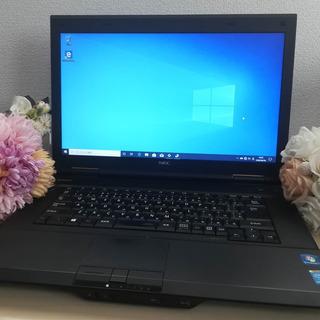 ノートパソコンA NEC VersaPro VK25LX-J C...