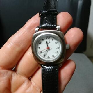GENUINE  LEATHERベルト  レディースアナログ腕時計