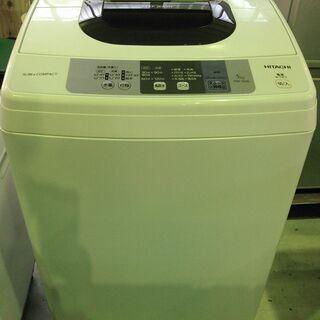安心の一年保証!   HITACHI/日立  全自動洗濯機  5...