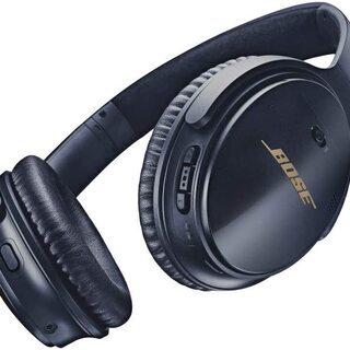 BOSE QuietComfort35 wireless hea...