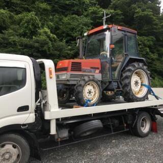 農業機械陸送 トラクター コンバイン 不動自動車 改造車陸送
