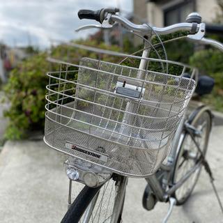 アルベルト 27インチ 内装3段 L型 ブリヂストン 自転車