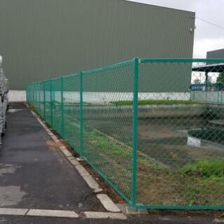 フェンス工事(日雇いバイト)