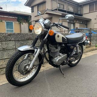 【車検満タン】ヤマハ SR400 低走行車 タイヤほぼ新品!消耗...