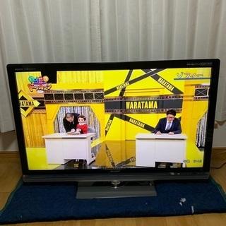 シャープ テレビ 2011年 46インチ