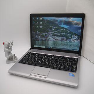 NEC Corei7 メモリ2GB HDD160GB ノートパソ...