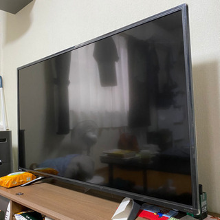 TOSHIBA REGZA 49インチ 4K対応 49C310X
