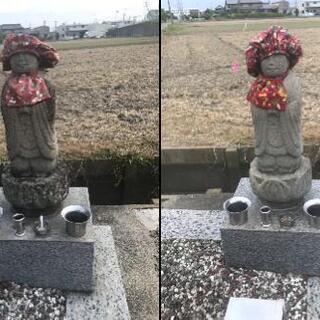 女性が同行する墓石クリーニングならパートナースイッチへ
