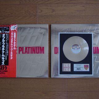 KISS LP 国内版と輸入盤の20作品セット