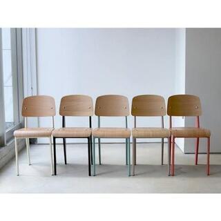 スタンダードチェア ジャン・プルーヴェ ダイニングチェア 椅子 ...