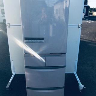 168番 日立✨ノンフロン冷凍冷蔵庫✨R-S42AML‼️