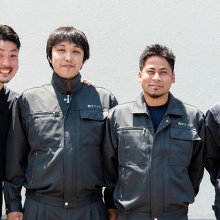 空調設備工事の経験者の募集です 【月収30万円~】