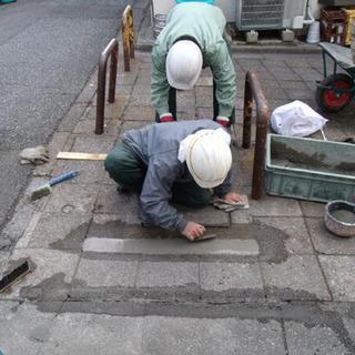 ✨‼️急募‼️✨[都内] 道路維持修繕作業スタッフ✨