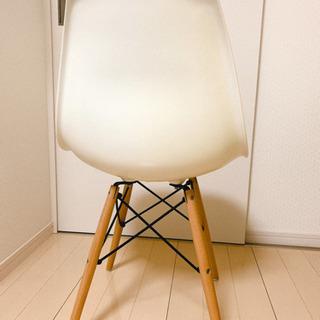 【手渡し限定】北欧 イームズ チェアー  - 家具