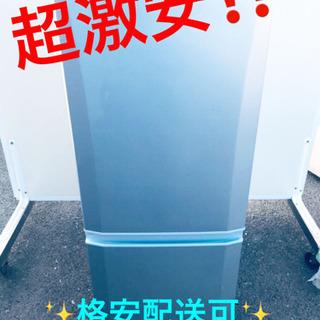 ET172A⭐️三菱ノンフロン冷凍冷蔵庫⭐️