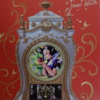 白雪姫の置時計