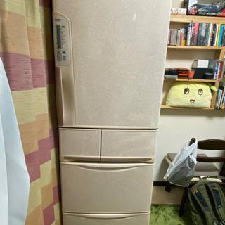 2000年製 三菱冷蔵庫