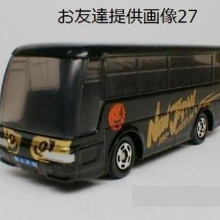 特注トミカ 新日本プロレス特注 新日本プロレス選手移動用バス