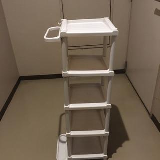 シューズラック 5段 (靴箱)